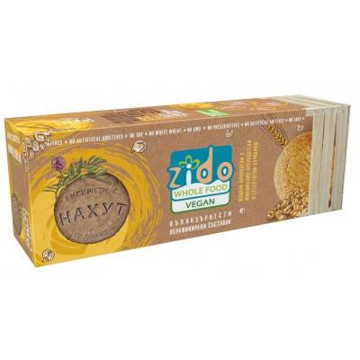 Зидо-Бисквита с нахут и лимец 65гр