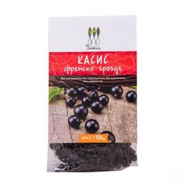 Земела -сушено Касис френско грозде 100гр.