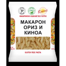Макарон от ориз и киноа 250гр