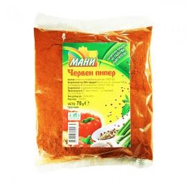Мани - Сладък Червен Пипер  70 гр.