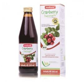 Medicura - БИО сок от Червена Боровинка 330мл.