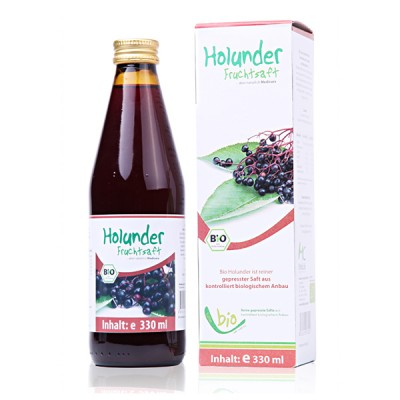 Medicura - БИО сок от Бъз 330мл.